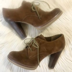 BCBGeneration oxford booties